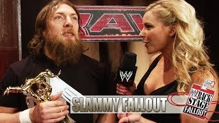 Backstage Fallout - Especial Slammy Awards