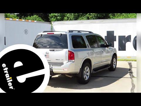 Best 2014 Nissan Armada Hitch Options - etrailer.com