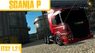 getlinkyoutube.com-Scania P (Pzinha) Ets2 1.21