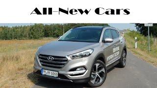 getlinkyoutube.com-All-new Hyundai Tucson Premium 2015 exterior, interior and driving