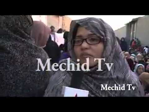 40th of Alamdar Road Incident & 1st Day Of Sit In Protest, 18 Feb 2013 Part 04