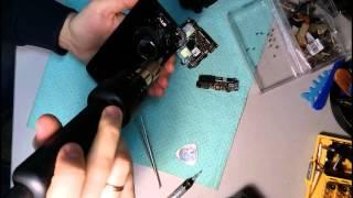getlinkyoutube.com-Как разобрать ASUS ZenFone 5 A501CG замена дисплея