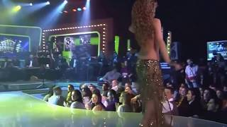 getlinkyoutube.com-Belly Dance - Shik Shak Shok