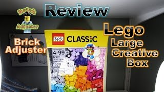 getlinkyoutube.com-Playing with Lego #172 - Large Creative Box (Review) - 10697