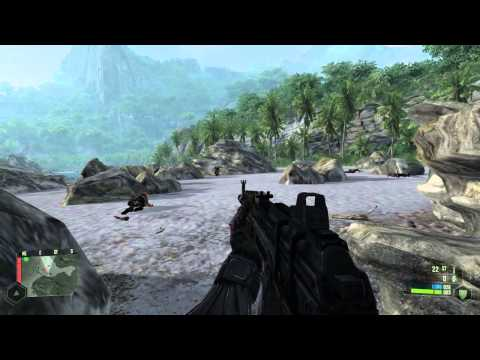 Crysis VR - head and gun tracking mod for the Oculus Rift - First Look