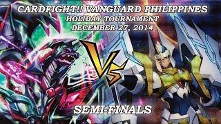 getlinkyoutube.com-Abyss Revenger Vs Seeker - Cardfight!! Vanguard Philippines