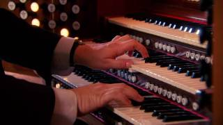 getlinkyoutube.com-JOHANN SEBASTIAN BACH: AIR ON THE G-STRING - XAVER VARNUS (ORGAN) WITH THE TALAMBA PERCUSSION GROUP