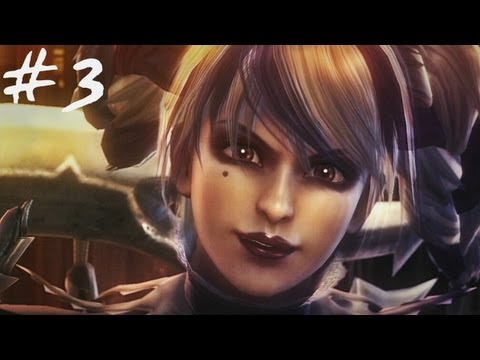 Soul Calibur 5 Gameplay - Story Mode Walkthrough Part 3