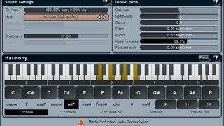 getlinkyoutube.com-Vocal harmonisation effects with MHarmonizerCM (Computer Music 179)
