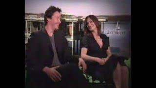 getlinkyoutube.com-Keanu and Sandra - A Tribute To Friendship