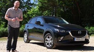 getlinkyoutube.com-Mazda CX-3 2015 review | TELEGRAPH CARS