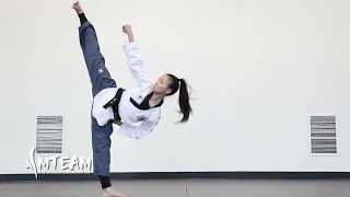 getlinkyoutube.com-Insane Taekwondo Skills 2016