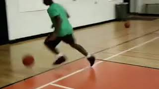 Double spin move ankle bully for life