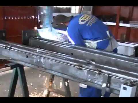 TORNEARIA GILSON - Video de apresentação - Fabricação de Elevadores automotivos