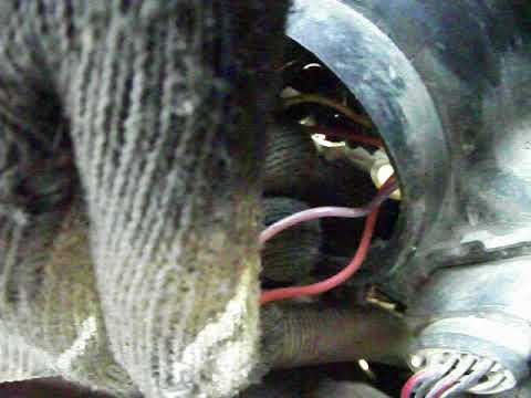 Замена габаритной лампы чери тиго