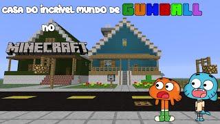 getlinkyoutube.com-Casa do Incrível Mundo de Gumball-Minecraft