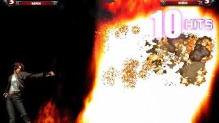 KOF WING EX 1.0 SECRET CHARACTER KYO 2002 & XIII