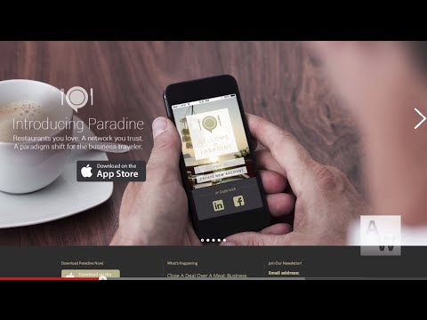 Paradine: Having Trouble Finding Your Perfect Restaurant? This App Can Help You Meet Your Match