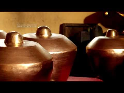 How to make Gamelan music instrument | HQ