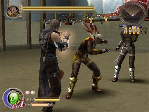 TRAVECOS NO GOD HAND #4