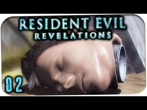 RESIDENT EVIL REVELATIONS Gameplay | Lets Play #02 - Doppeltes Mysterium