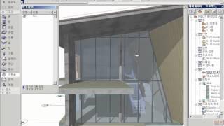 getlinkyoutube.com-ArchiCAD Modeling & Artlantis Rendering
