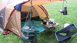 getlinkyoutube.com-ソロキャンプ / Campground Tour 2014'10.