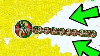 getlinkyoutube.com-AGAR.IO LONGEST LINESPLIT IN LAST MAN STANDING ! AGARIO INSANE WIN!