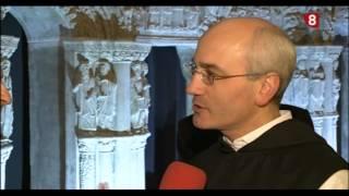 getlinkyoutube.com-Entrevista al  Superior del Monasterio de S.P de Cardeña