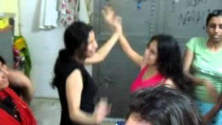 getlinkyoutube.com-medical college hostel dance lko