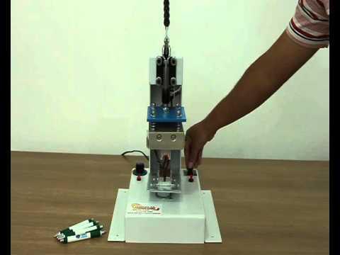 Máquina de Canetas - Compacta Print