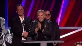getlinkyoutube.com-Rush acceptance speech  at the Rock & Roll Hall of Fame 2013