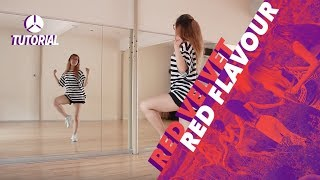 [TUTORIAL] Red Velvet (레드벨벳)   Red Flavour (빨간 맛) | Dance Tutorial By 2KSQUAD