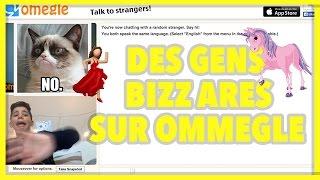 getlinkyoutube.com-Des Gens Bizarres Sont Sur OMEGLE !