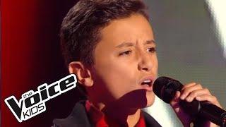 getlinkyoutube.com-The Voice Kids 2015 | Mehdi - Girl on Fire (Alicia Keys) | Blind Audition