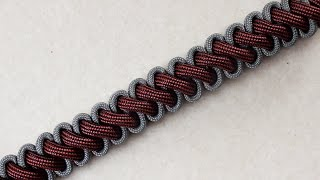 "How You Can Tie A ""Bootlace Paracord Survival Bracelet"" Without Buckle"