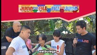 Juan For All, All For Juan Sugod Bahay | February 23, 2018
