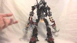 getlinkyoutube.com-Bionicle Video Review: Voporak (2005) [English]