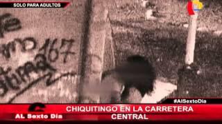 getlinkyoutube.com-Chiquitingo en la Carretera Central: La pasión y el deseo al aire libre
