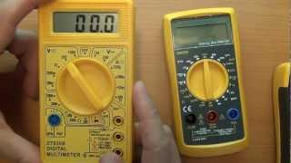 getlinkyoutube.com-El Cheapo Multimeter Review - CAT ratings, safety, Standards Compliance / Certification