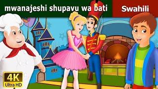 Mwanajeshi Shupavu Wa Bati | Hadithi za Kiswahili | Katuni za Kiswahili | Swahili Fairy Tales width=