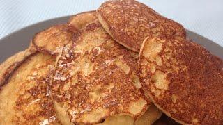 getlinkyoutube.com-Tortitas de avena y plátano