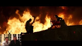 Baahubali 2 Trailer Breakdown - Shot by Shot Reaction!!!