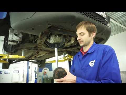 Компрессор кондиционера Volvo XC60 ремонт и последствия!