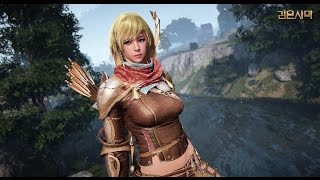 getlinkyoutube.com-Black Desert: Open Beta trailer