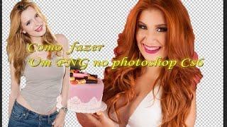 getlinkyoutube.com-Como fazer PNG  no photoshop cs6