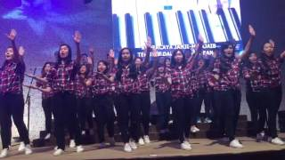 Choir NDC NCH2 - Kupercaya janjiMu (NDC Worship)