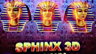 getlinkyoutube.com-SPHINX 3D slot machine Bonus and  Ramosis Wild Feature WIN