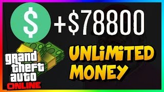 getlinkyoutube.com-GTA 5 Online: INSANE SOLO MONEY METHOD! - Best Fast Easy Money Not Money Glitch PS4/XboxOne/PC 1.37
