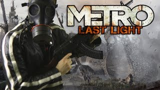 getlinkyoutube.com-Metro: Last Light Angry Review